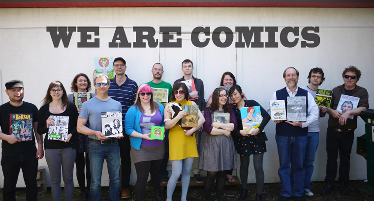 fantagraphics-wearecomics