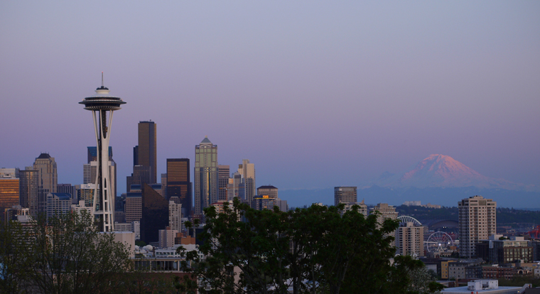 kerry park-seattle