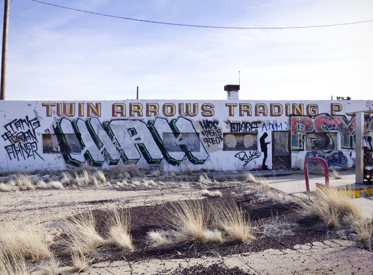 Twin Arrows AZ